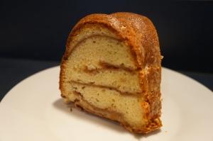 Jewish Apple Cake Slice
